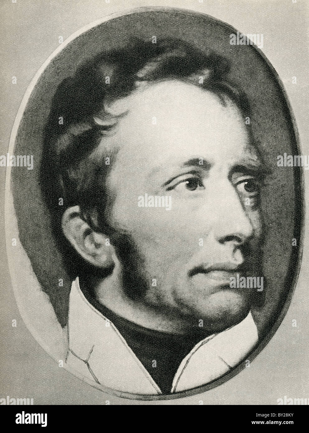 Willem Frederik, rey de los Países Bajos y Gran Duque de Luxemburgo, 1772 - 1843 Imagen De Stock
