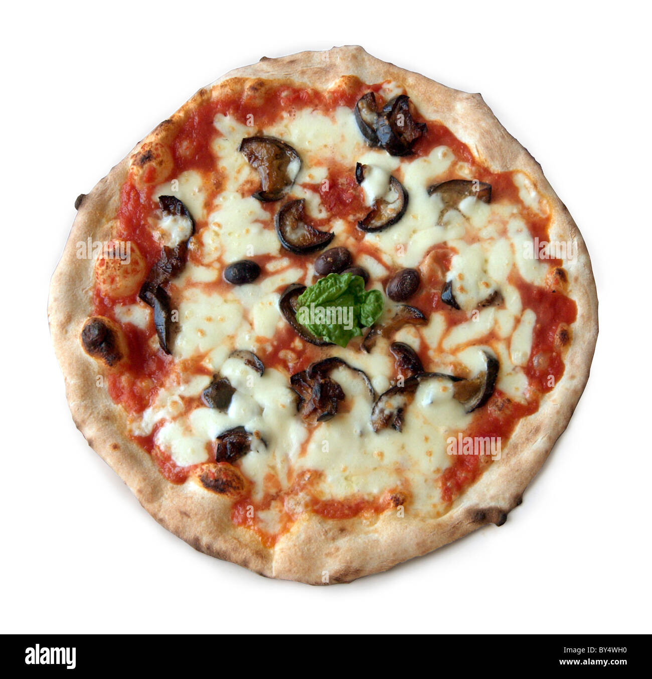 Horno tradicional Pizza, Italia Imagen De Stock