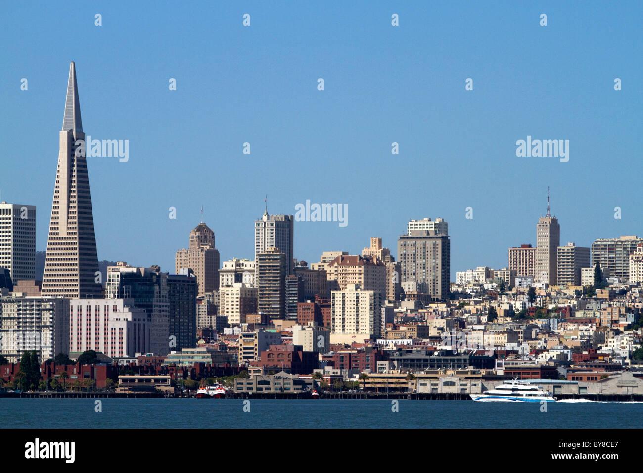 Vista de la ciudad de San Francisco