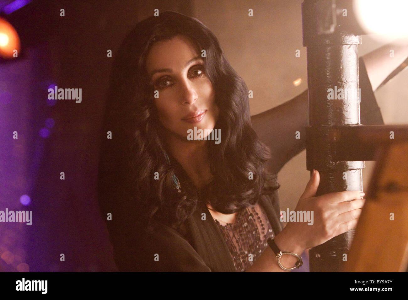 Burlesque Año : 2010 EE UU Director : Steve Antin Cher Imagen De Stock