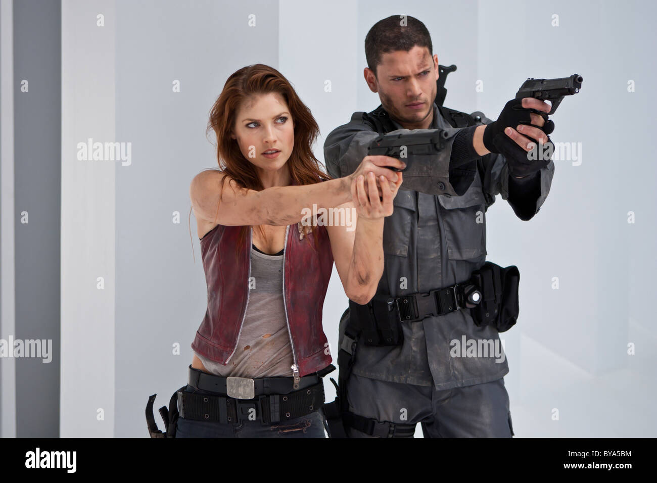 Resident Evil: Afterlife Año : 2010 USA / Director Británico : Paul W.S. Anderson Ali Larter, Wentworth Imagen De Stock