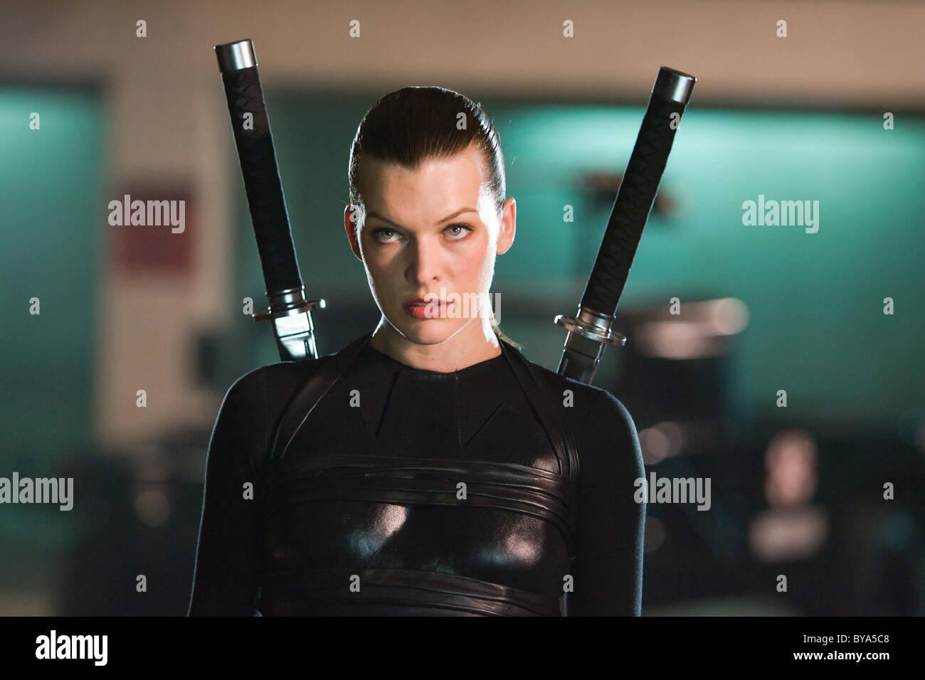 Resident Evil: Afterlife Año : 2010 USA / Director Británico : Paul W.S. Milla Jovovich Anderson Imagen De Stock