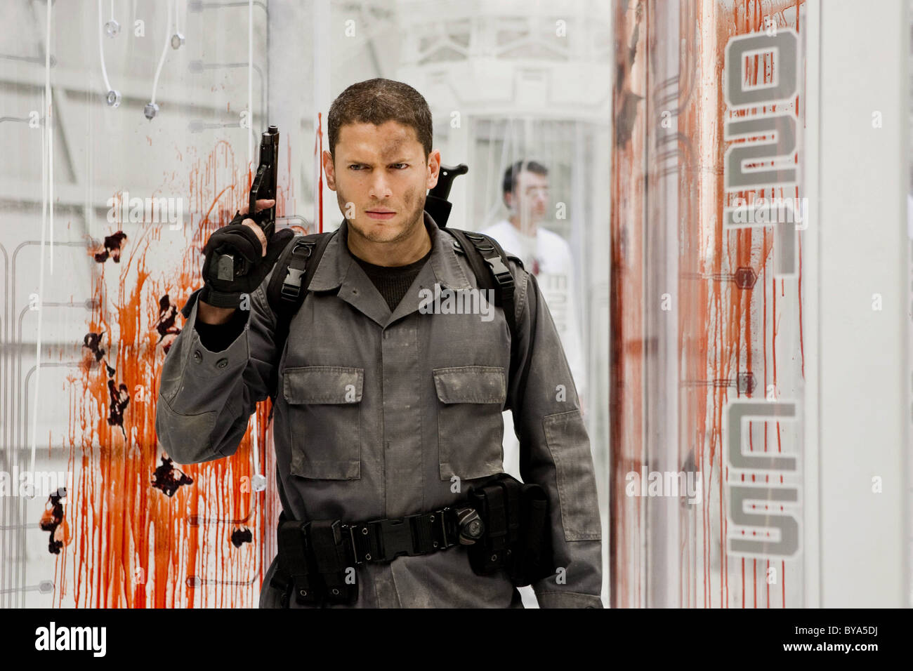 Resident Evil: Afterlife Año : 2010 USA / Director Británico : Paul W.S. Wentworth miller Anderson Imagen De Stock
