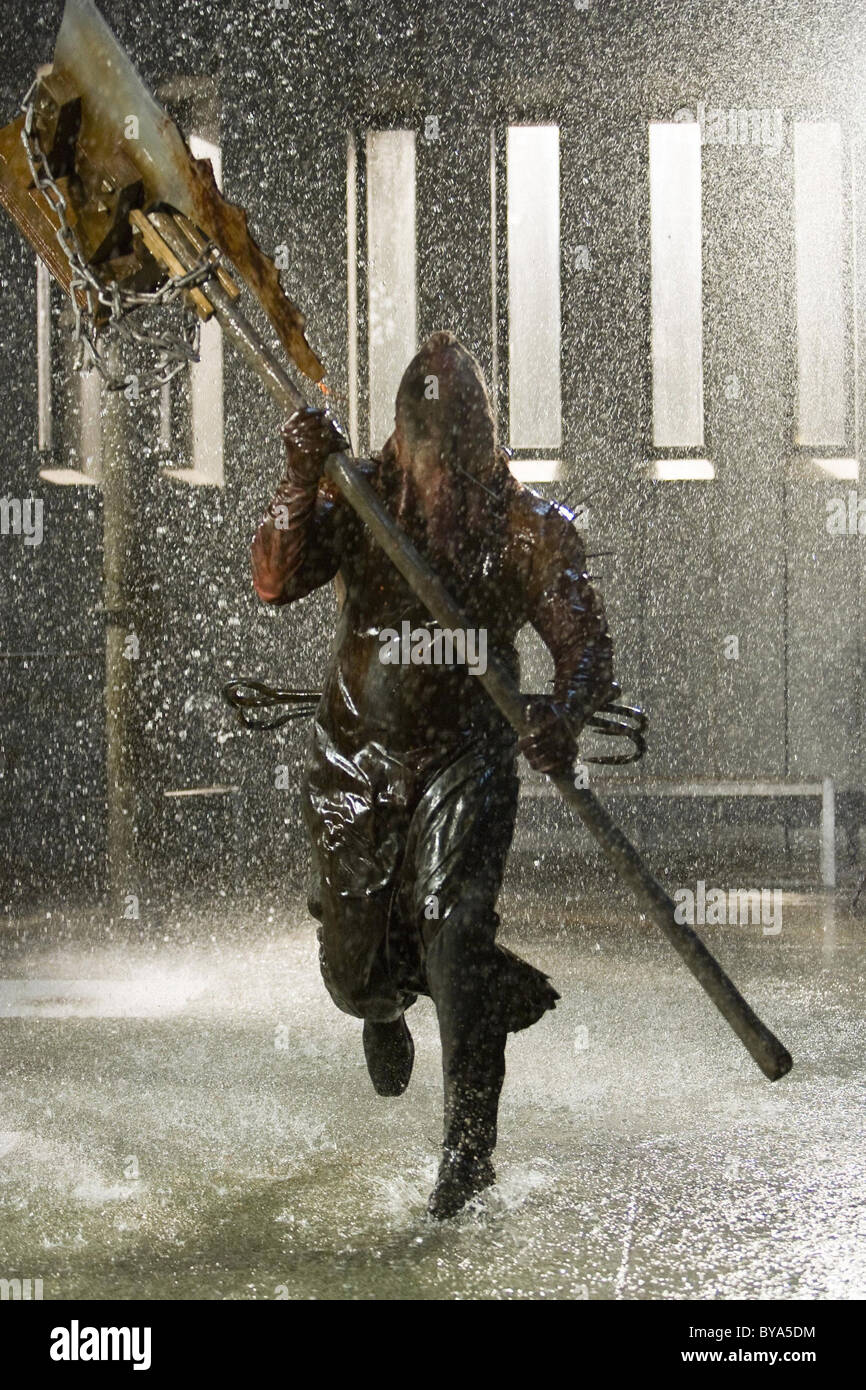 Resident Evil: Afterlife Año : 2010 USA / Director Británico : Paul W.S. Anderson Ray Olubowale Imagen De Stock