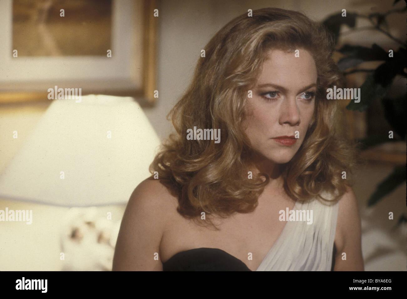 La guerra de las rosas Año : 1989 USA Director : Danny De Vito Kathleen Turner Imagen De Stock