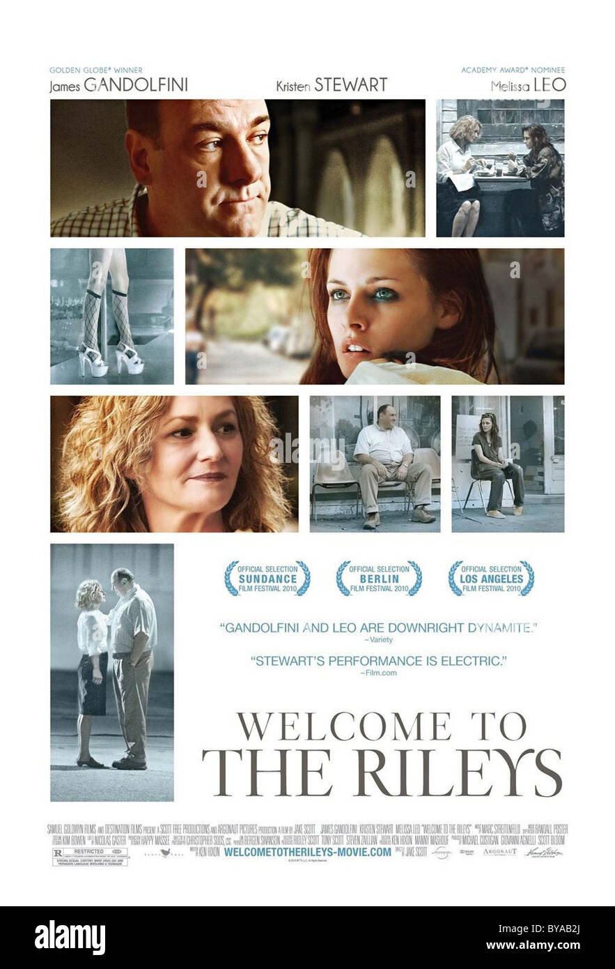 Bienvenido al Año : 2010 Rileys USA / Director Británico : carteles de cine Jake Scott (Estados Unidos) Imagen De Stock