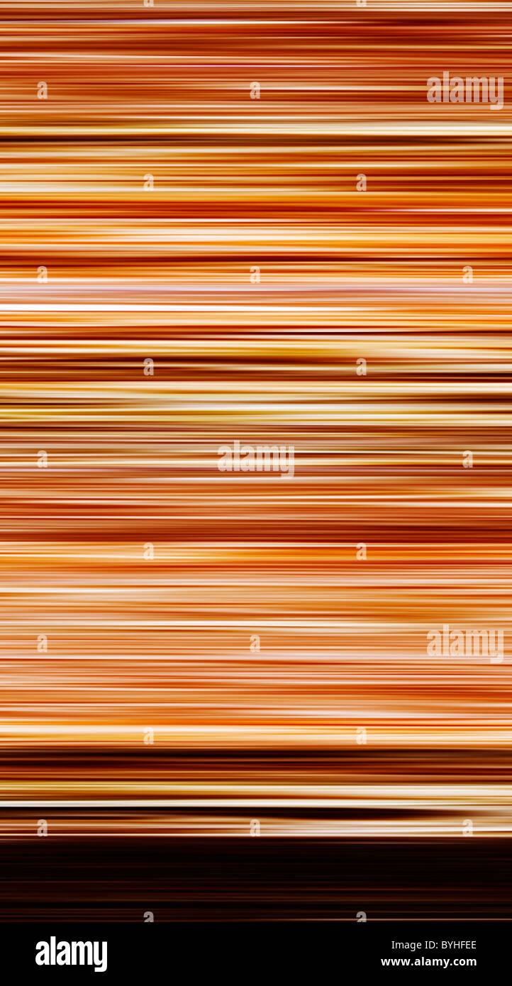 Resumen de color, el color - franjas horizontales Imagen De Stock