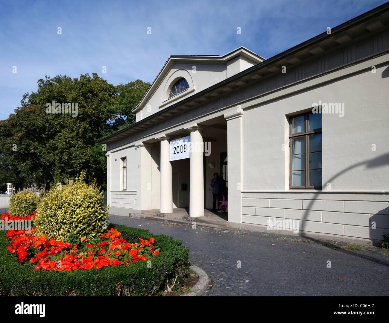 Antigua casa de aduanas, el Museo de Fotografía, Braunschweig, Baja Sajonia, Alemania, Europa Imagen De Stock