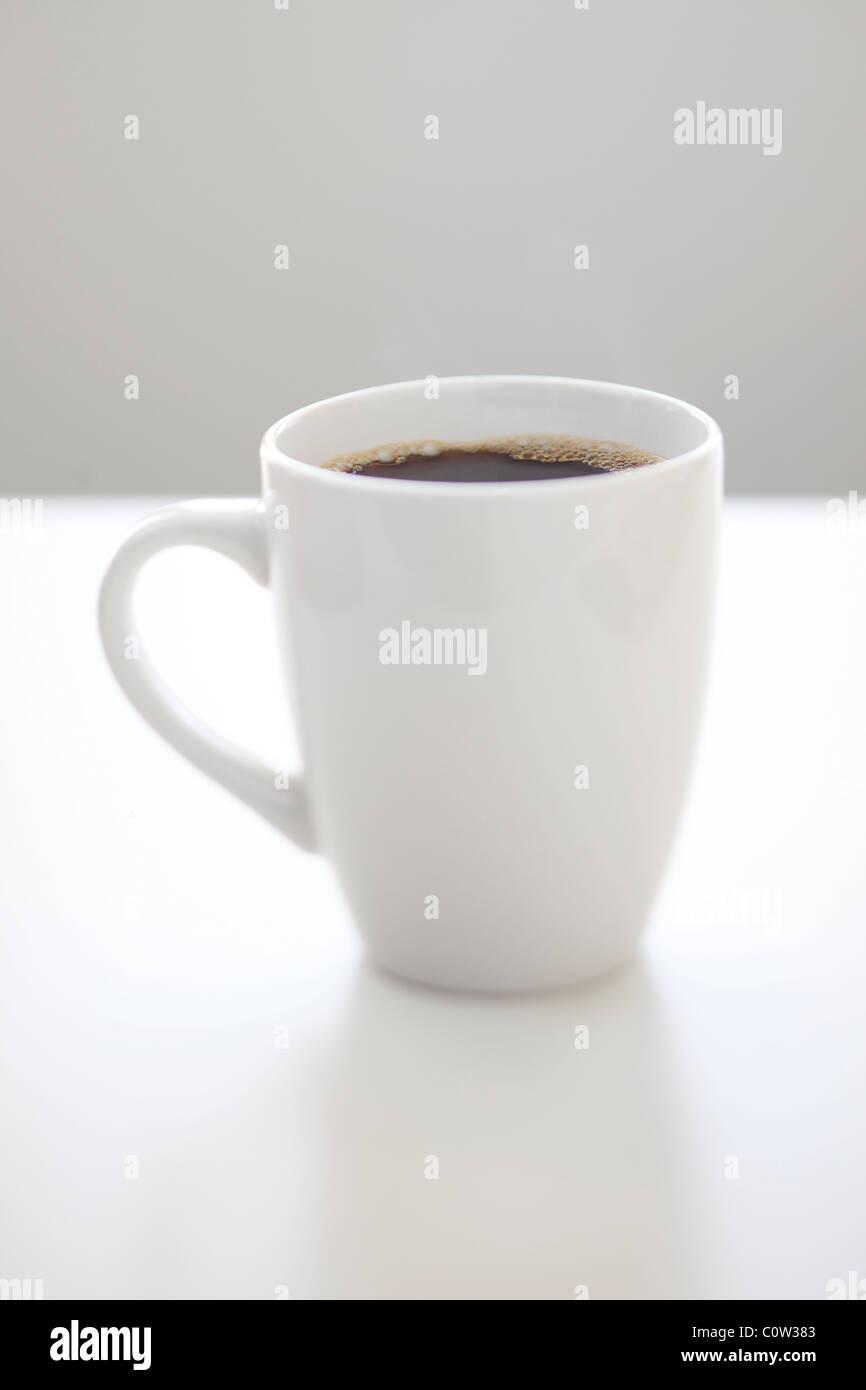 taza de café Imagen De Stock
