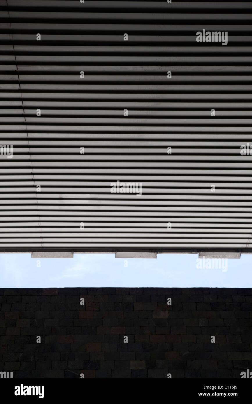 Detalle arquitectónico Foto de stock