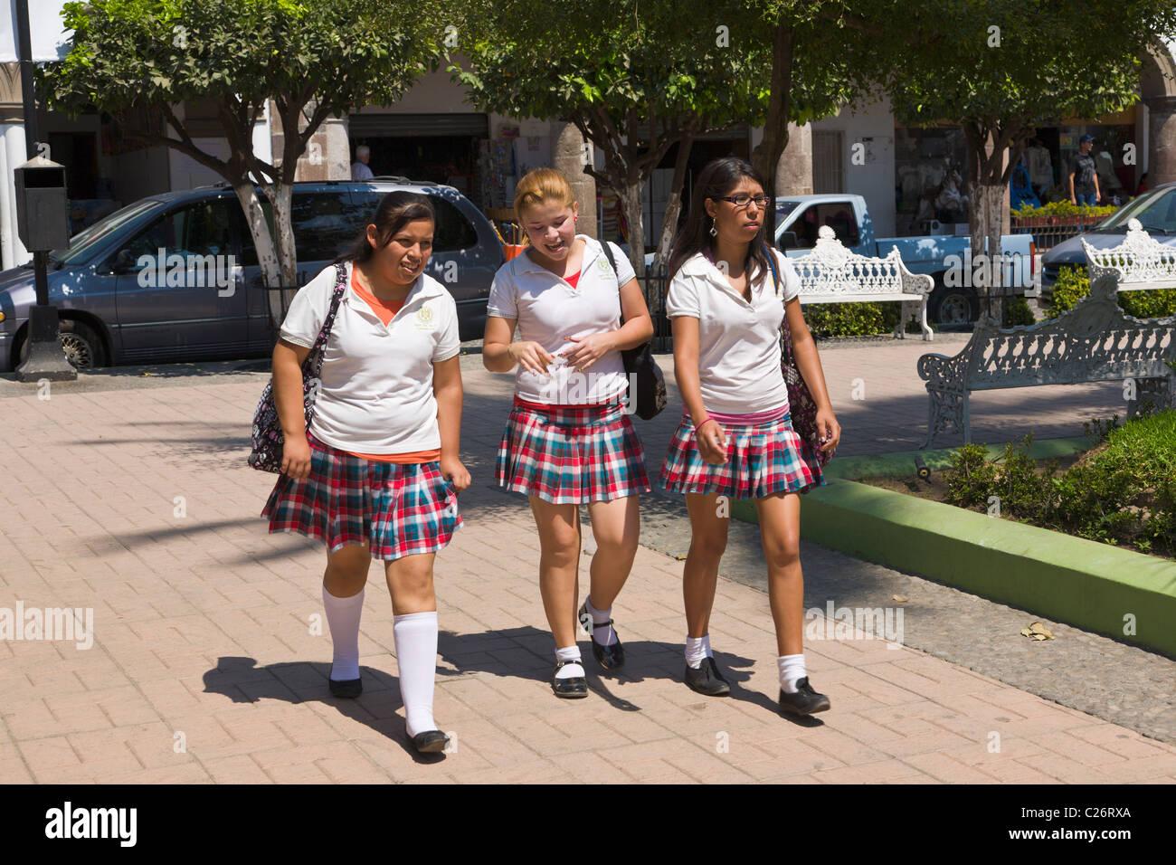 Mexico schoolgirls mms — photo 3