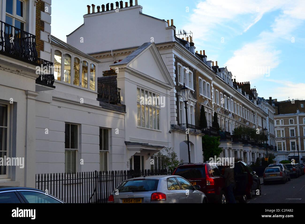 Casas de lujo en South Kensington, Londres, Reino Unido ARTIFEX ...