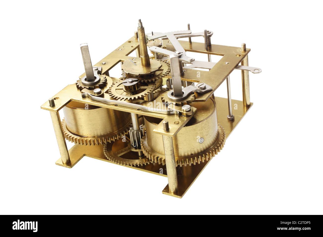 Piezas de relojería Imagen De Stock