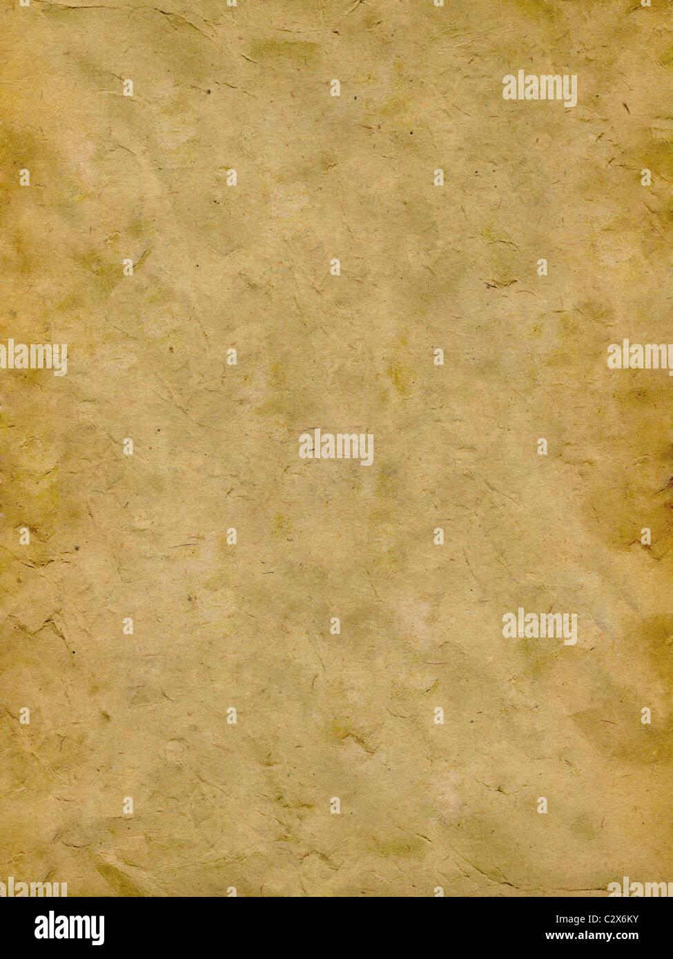 La textura de la superficie del papel sucio Imagen De Stock