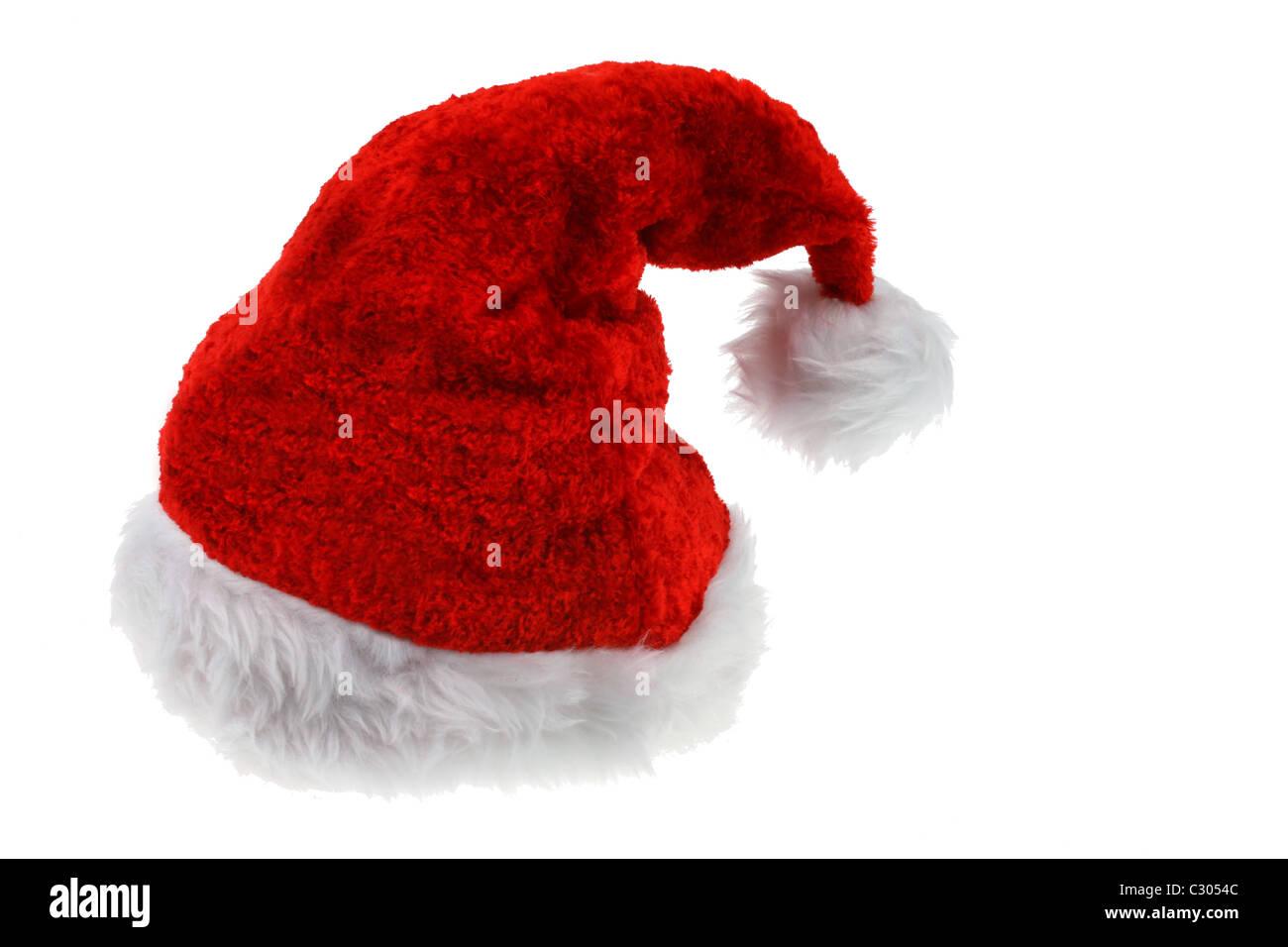 Sombrero de Santa Foto de stock