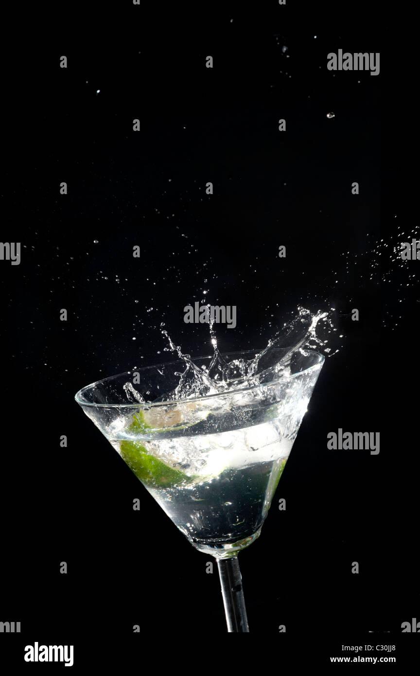 Gin and Tonic Imagen De Stock