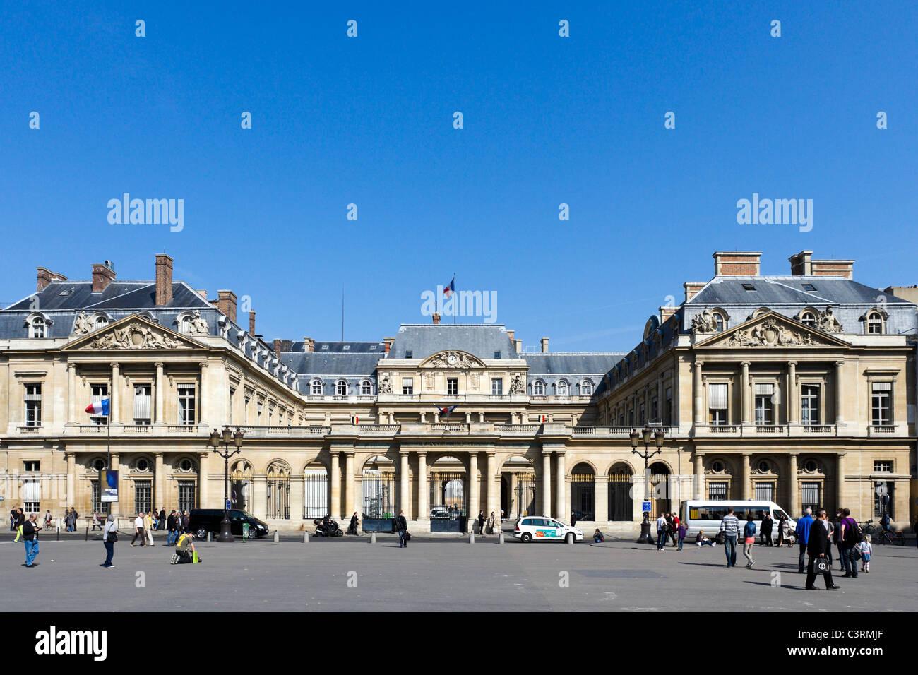 El Palais Royal, 1st Arrondissement, París, Francia Imagen De Stock