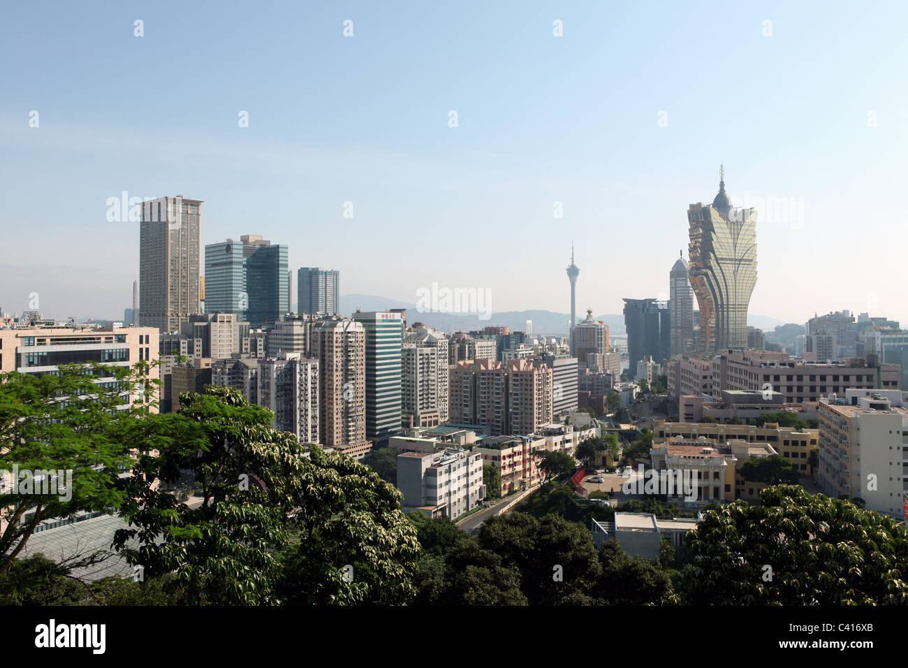 Macao, Macao Imagen De Stock