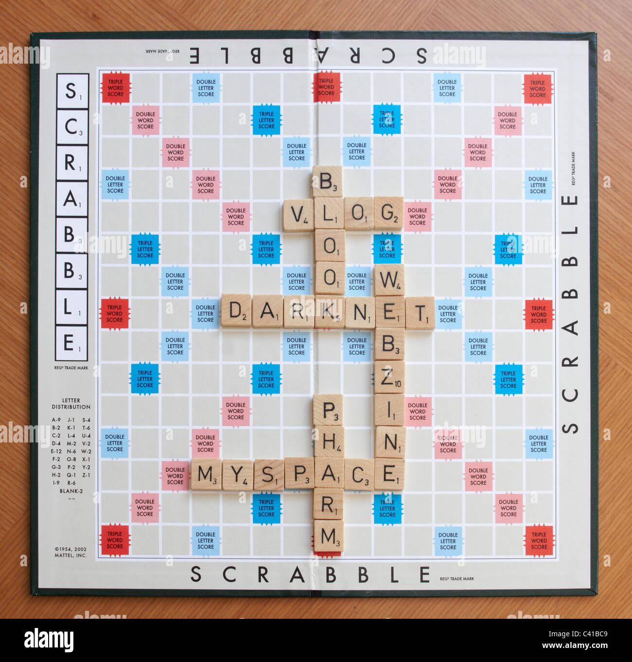 La Nueva Edición De La Collins Palabras Scrabble Oficial Agrega Casi