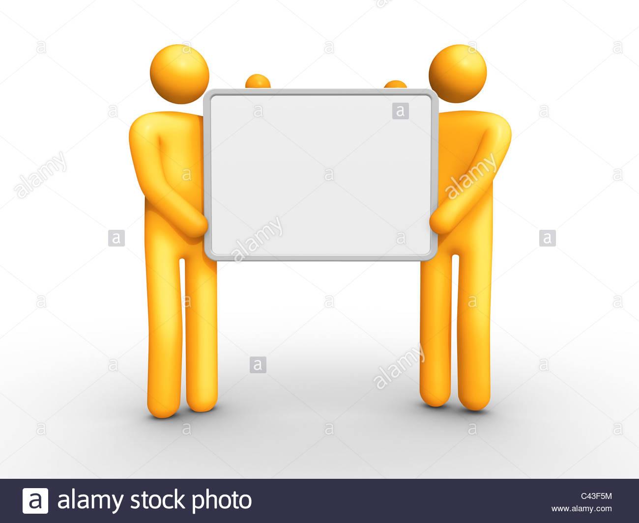 Tarjeta de felicitación Imagen De Stock