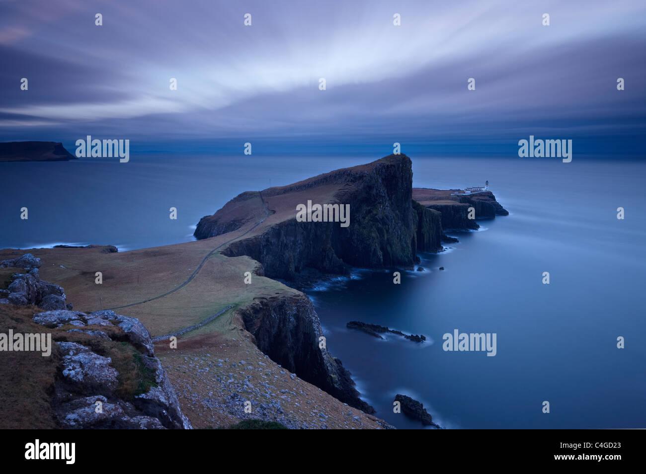 Neist Point, Isla de Skye, Escocia Foto de stock