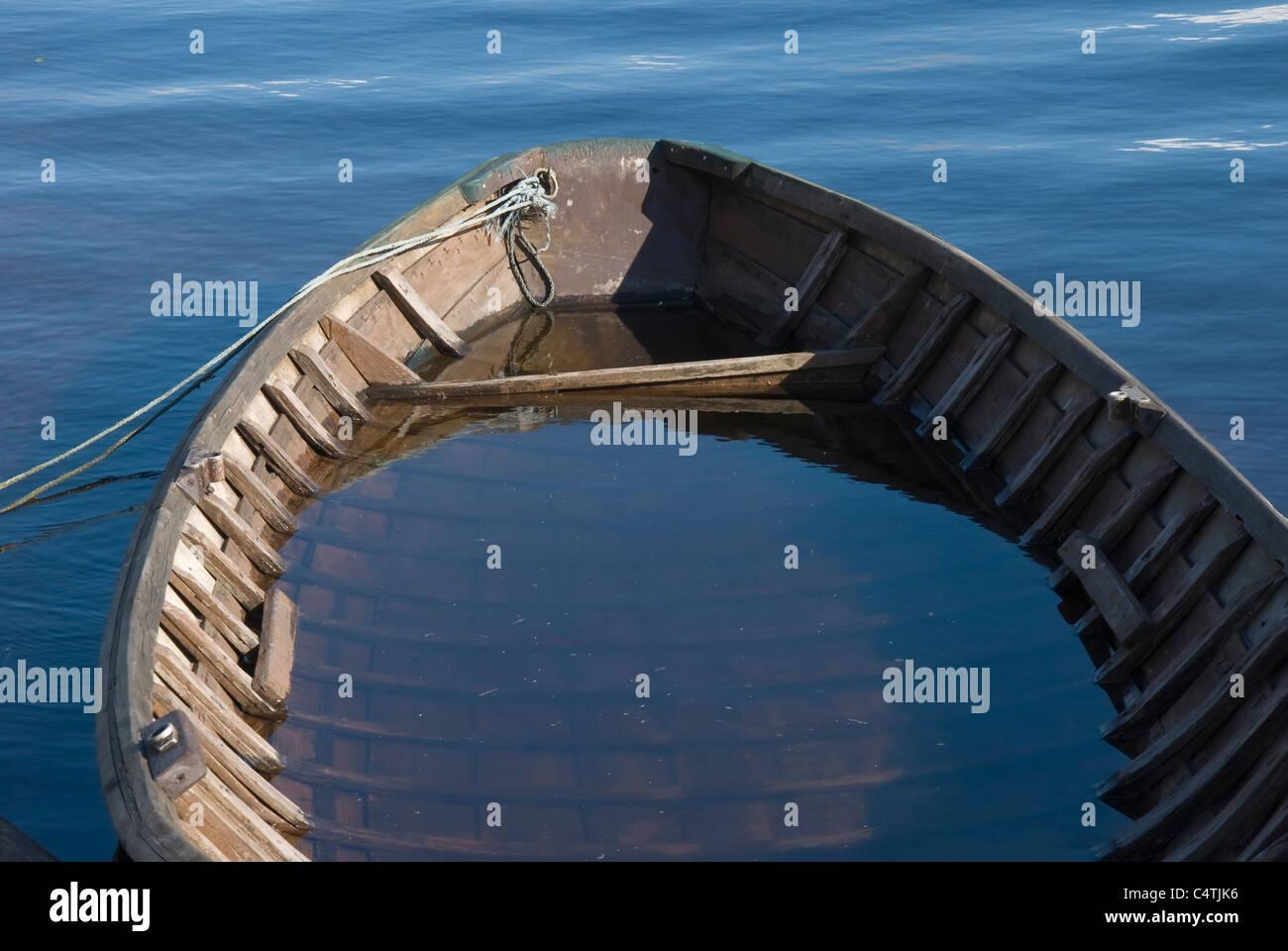 Barco en remojo Imagen De Stock