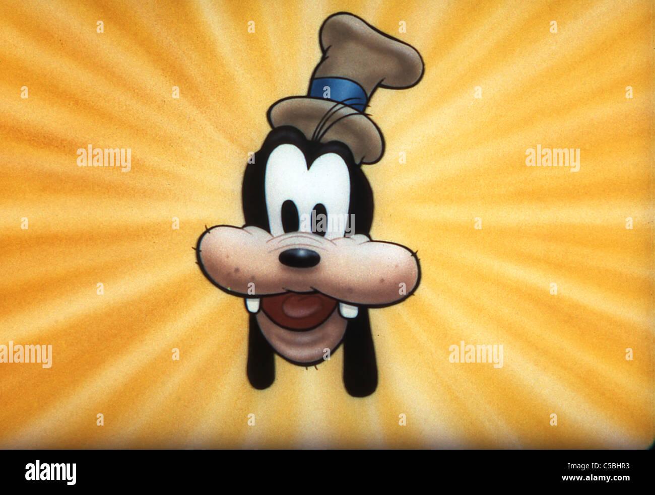 Goofy (cartoon) 001 colección moviestore ltd Imagen De Stock