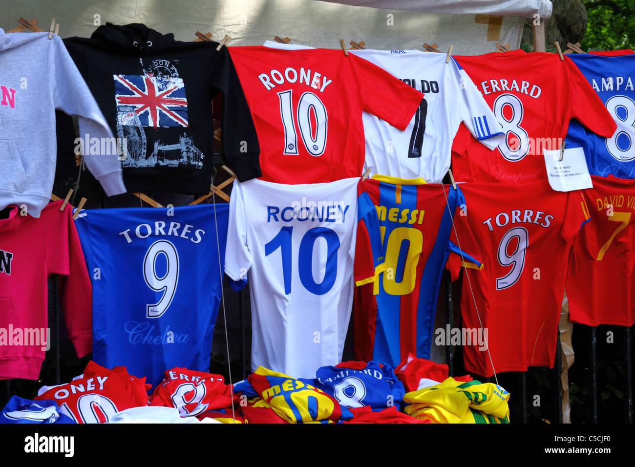 Londres sudaderas y camisetas de fútbol para la venta junto con Green Park 009d647effcb8