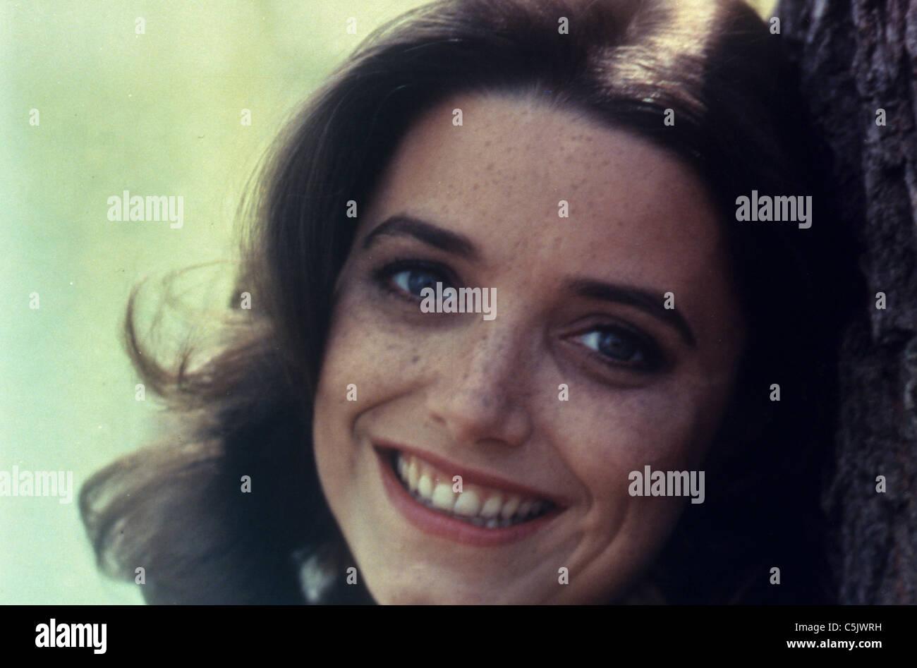 Karen Allen,1980 Imagen De Stock