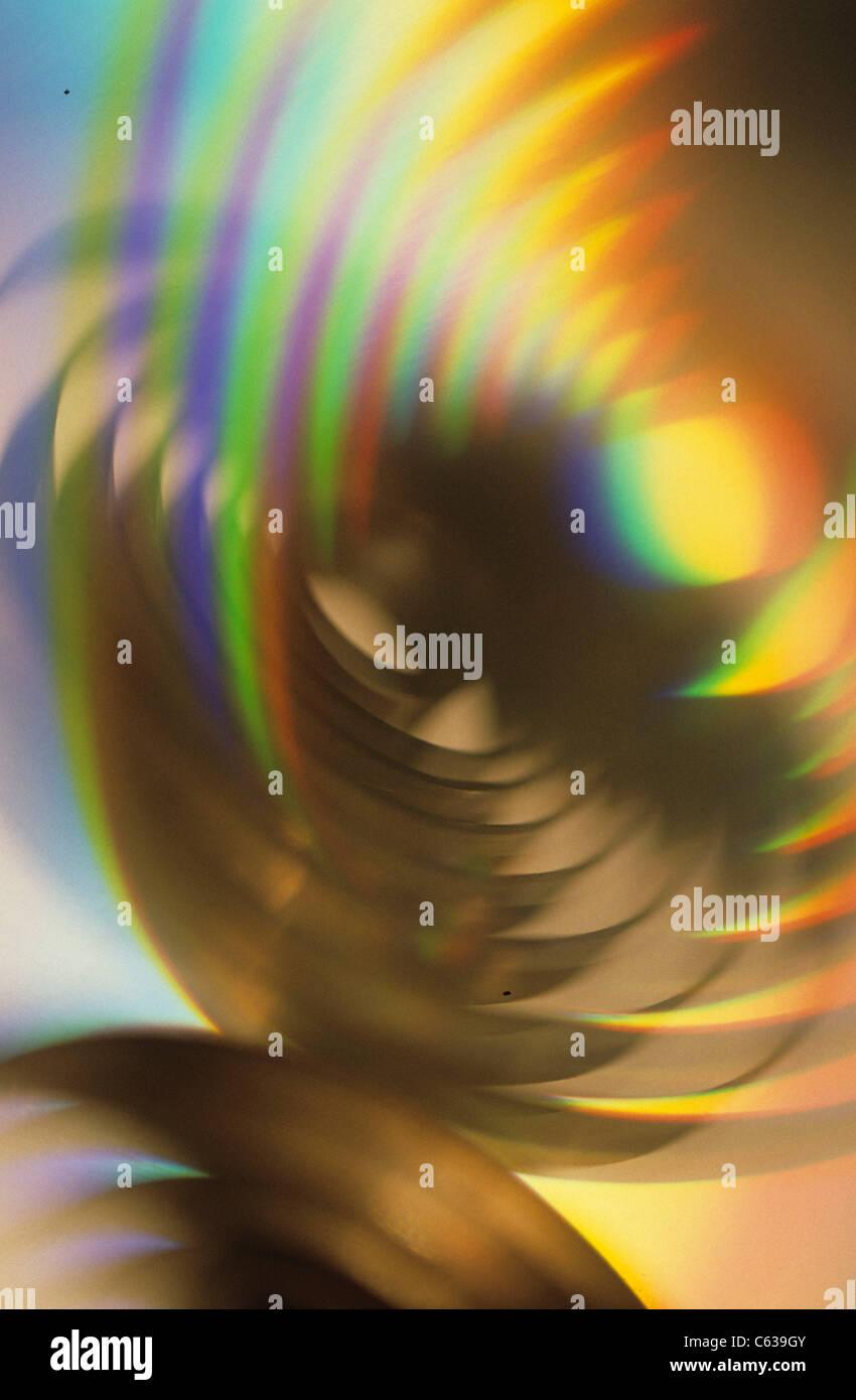 Concepto de infinito Imagen De Stock