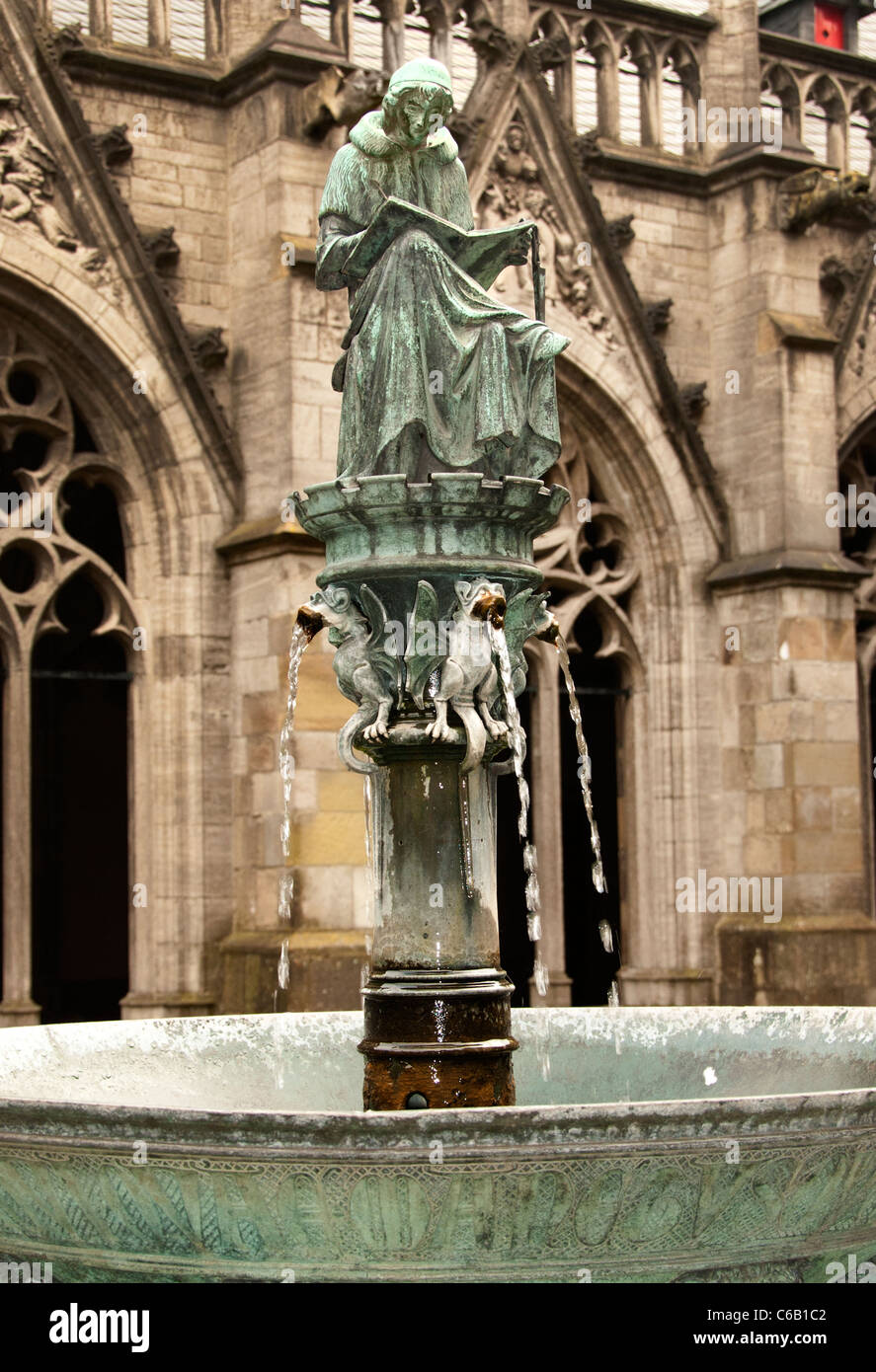La Catedral de Saint Martin la iglesia Dom de Utrecht Países Bajos Imagen De Stock
