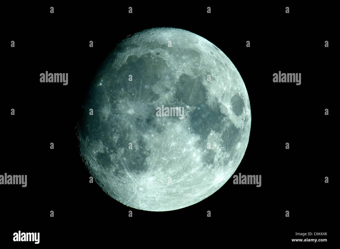 Luna Imagen De Stock