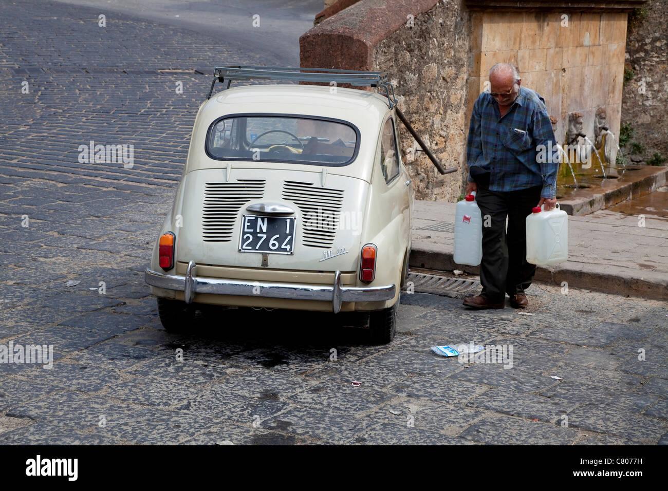 Fiat 600 Car Fotos E Imagenes De Stock Alamy