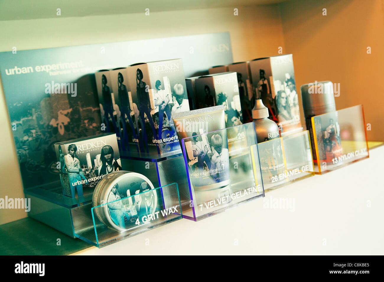 Bottles Display Products Imágenes De Stock & Bottles Display ...