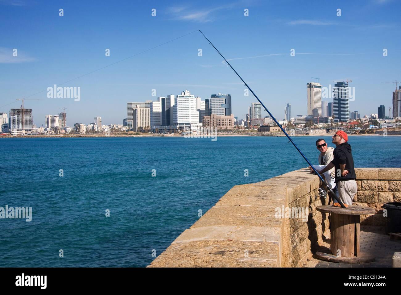 Tel Aviv, Israel Imagen De Stock