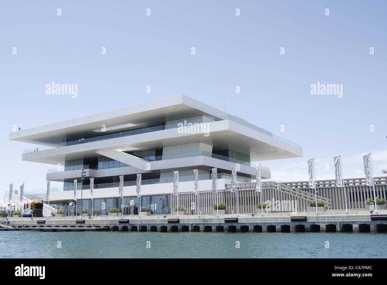 Circuito Urbano Valencia : Gran premio de europa de fórmula circuito urbano de valencia