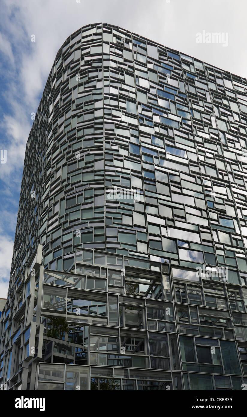 Visión Machine , en 100 11th Ave New York, por Jean Nouvel Imagen De Stock