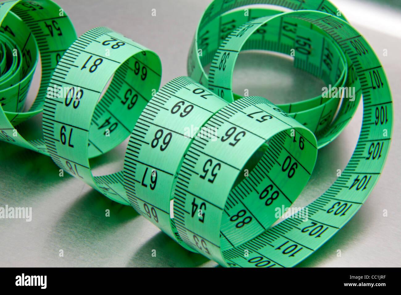 cinta métrica Imagen De Stock