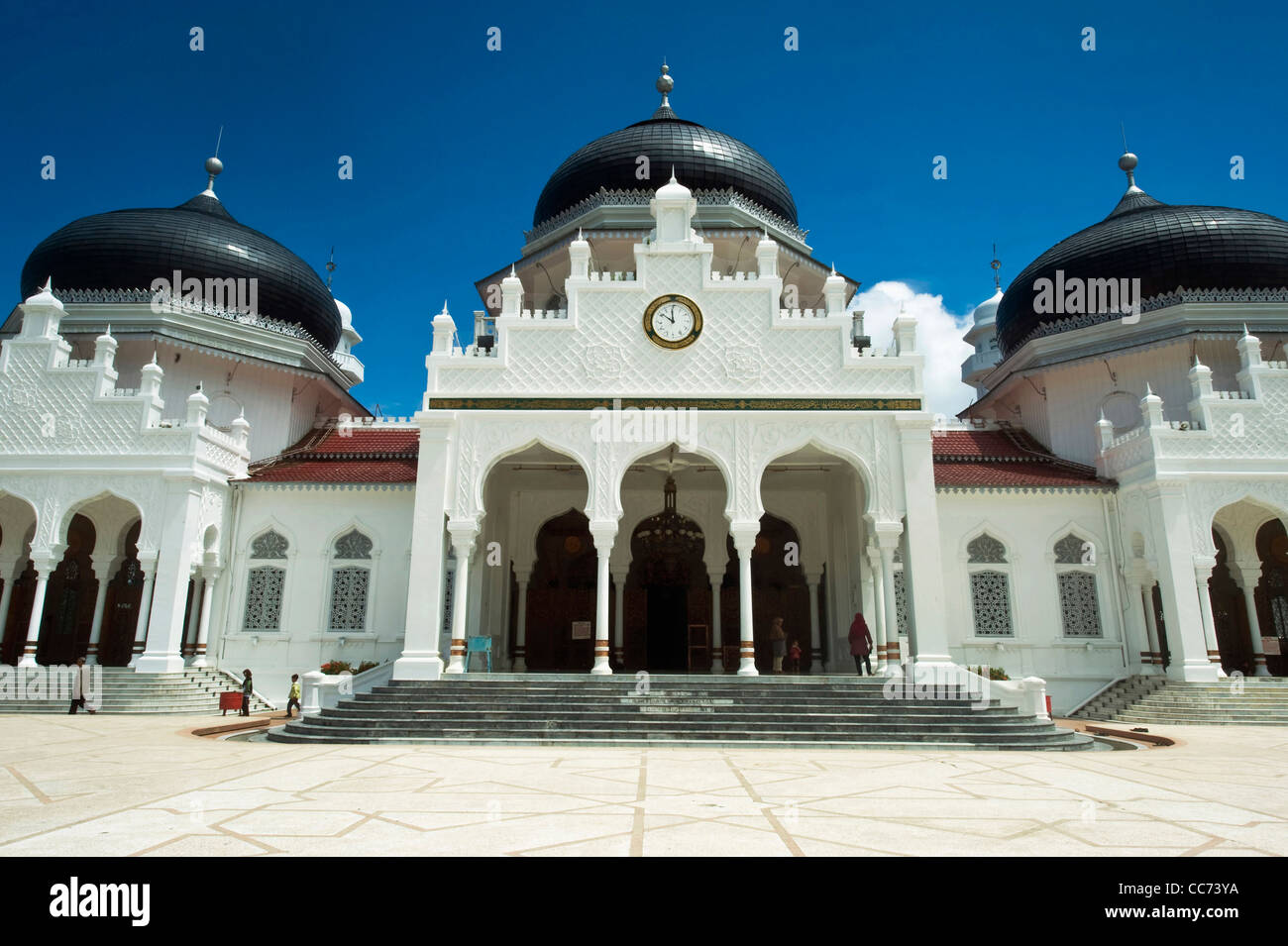Indonesia Sumatra Banda Aceh Gran Mezquita Baiturrahman Mesjid