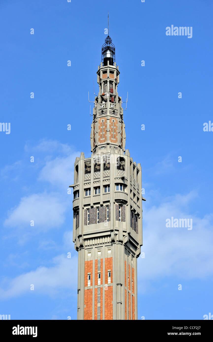 Campanario de Lille, Francia Imagen De Stock