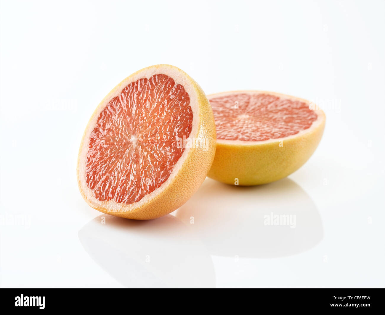 La toronja rosa Imagen De Stock
