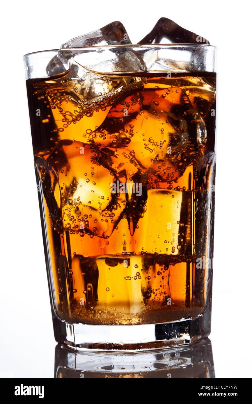 cola Imagen De Stock