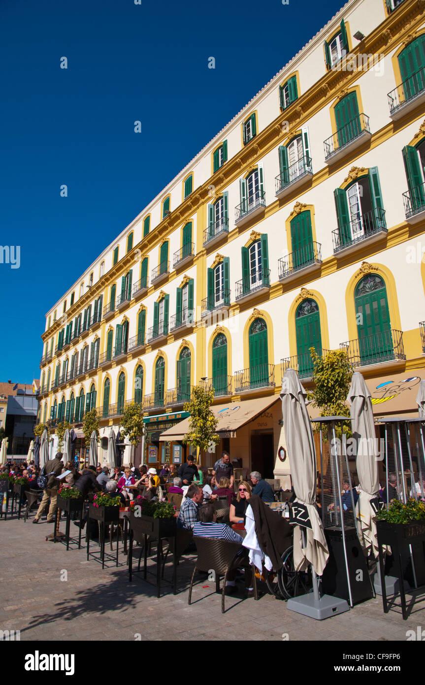Bar Restaurante Las Terrazas En La Plaza De La Merced Plaza