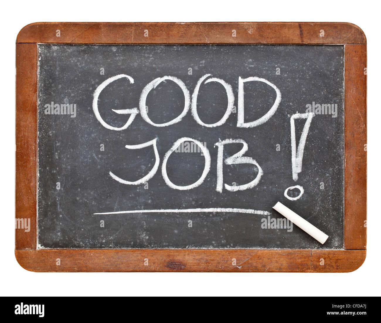 Good Job Imágenes De Stock & Good Job Fotos De Stock - Alamy