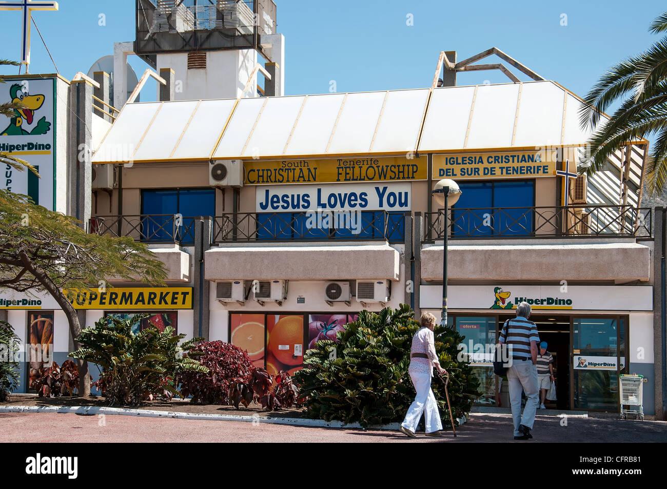 La comunión cristiana, Los Cristianos. Imagen De Stock