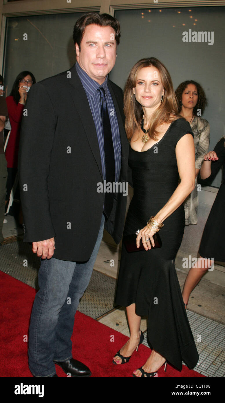 Aug 28 2007 Nueva York Ny Eeuu Los Actores John