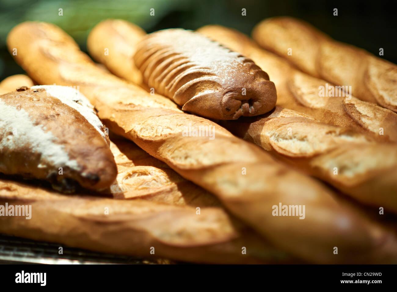 Pan Foto de stock