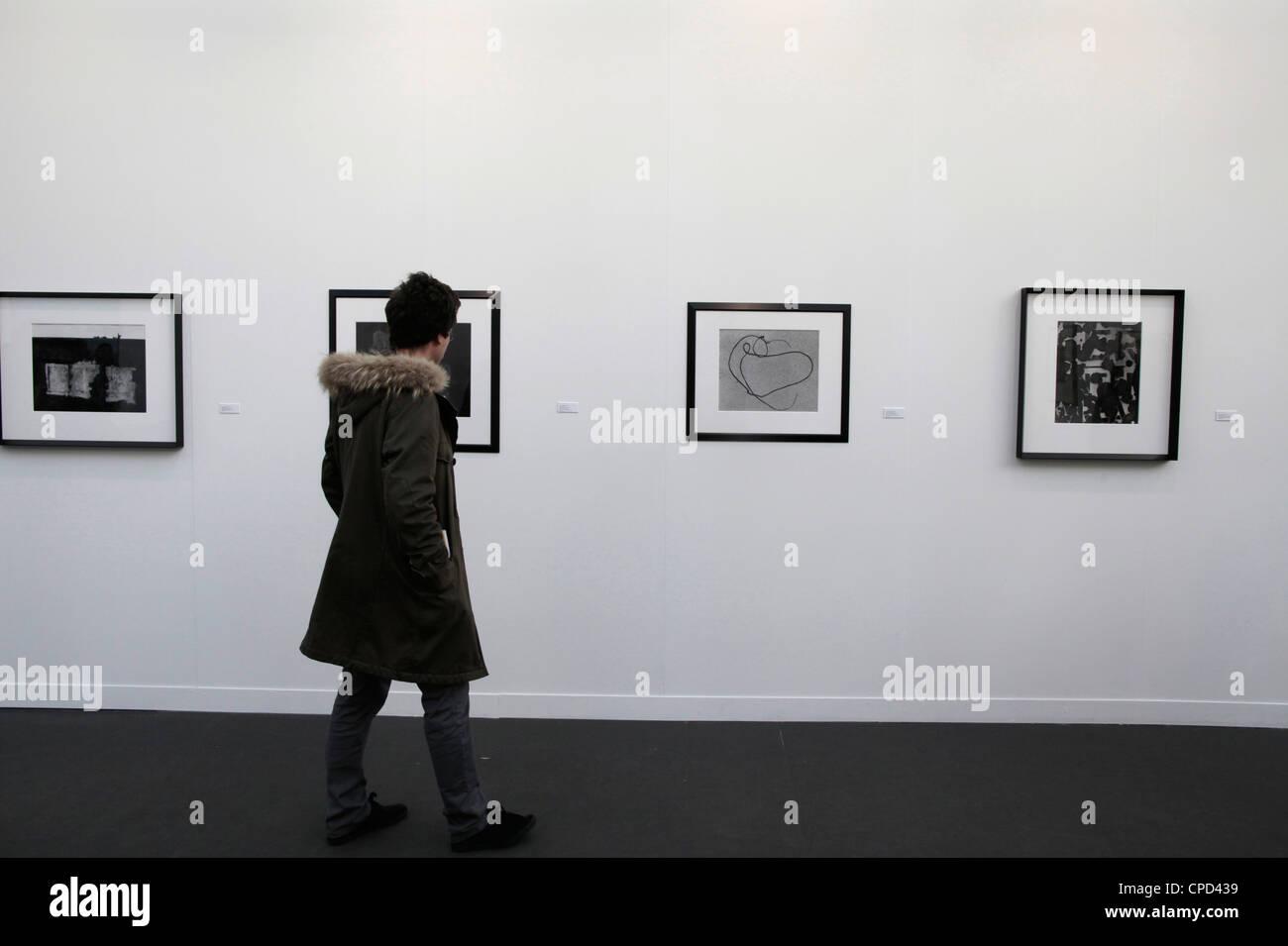 Mostrar fotos de París, París, Francia, Europa Imagen De Stock