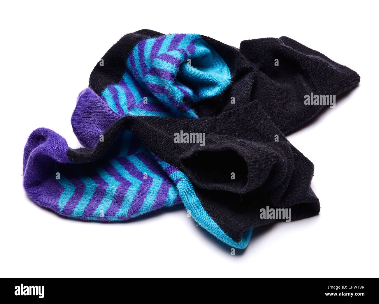Calcetines sucios Imagen De Stock