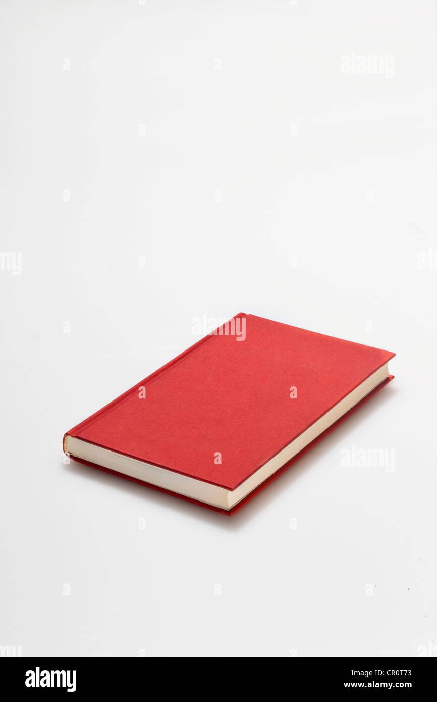 Libro rojo Imagen De Stock